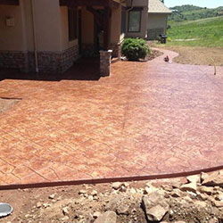 Thornton Concrete Patios