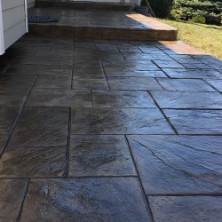 Thornton Stamped Concrete